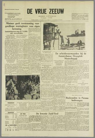 de Vrije Zeeuw 1963-09-12