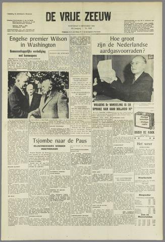 de Vrije Zeeuw 1964-12-09