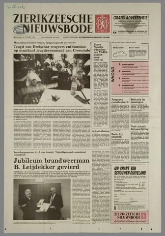 Zierikzeesche Nieuwsbode 1993-10-25