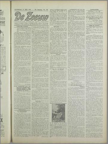 De Zeeuw. Christelijk-historisch nieuwsblad voor Zeeland 1943-07-17