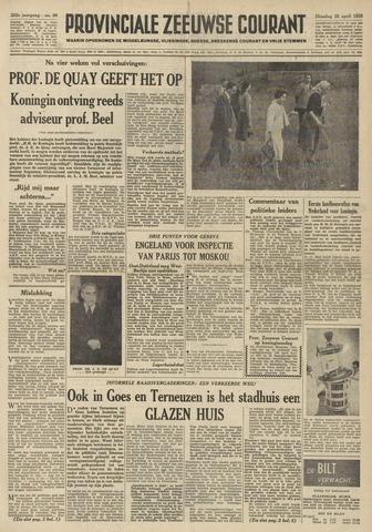 Provinciale Zeeuwse Courant 1959-04-28