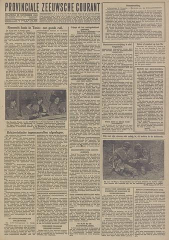 Provinciale Zeeuwse Courant 1942-11-23