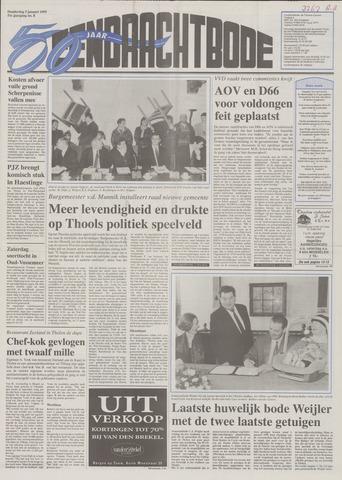 Eendrachtbode (1945-heden)/Mededeelingenblad voor het eiland Tholen (1944/45) 1995