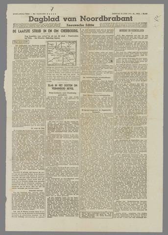 de Stem 1944-06-27