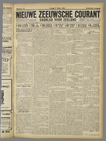 Nieuwe Zeeuwsche Courant 1922-03-17