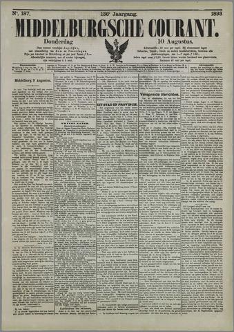 Middelburgsche Courant 1893-08-10