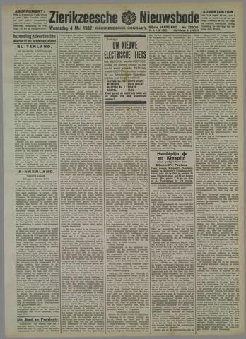Zierikzeesche Nieuwsbode 1932-05-04