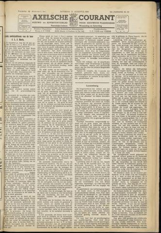 Axelsche Courant 1948-08-21