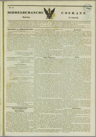Middelburgsche Courant 1846-01-13