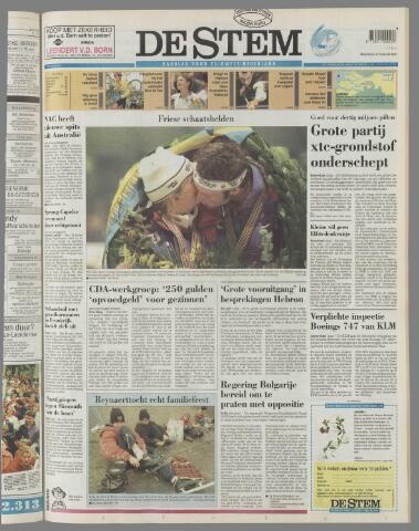 de Stem 1997-01-13