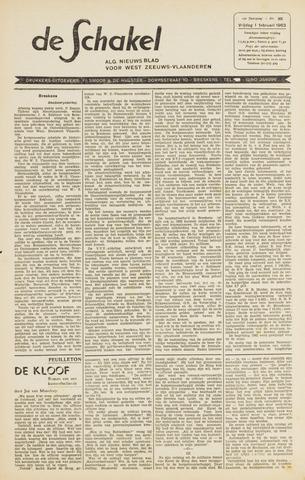 De Schakel 1963-02-01