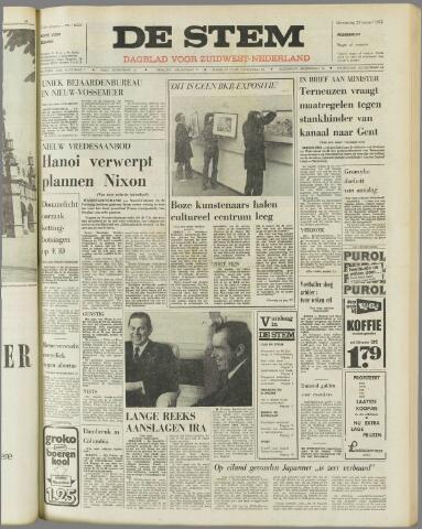 de Stem 1972-01-27
