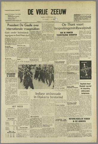 de Vrije Zeeuw 1965-09-10