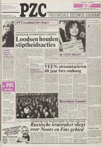Provinciale Zeeuwse Courant 1985-01-03