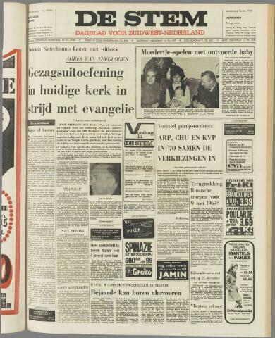 de Stem 1968-12-12