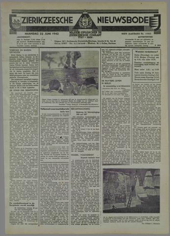 Zierikzeesche Nieuwsbode 1942-06-22