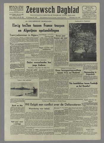 Zeeuwsch Dagblad 1956-05-09