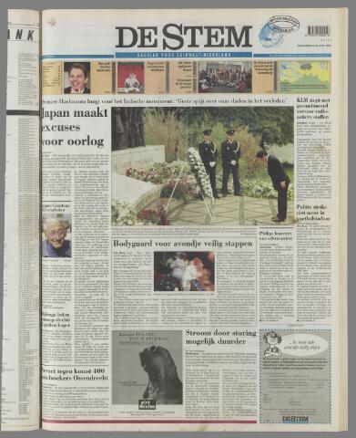 de Stem 1997-06-26