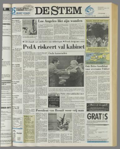 de Stem 1992-05-04