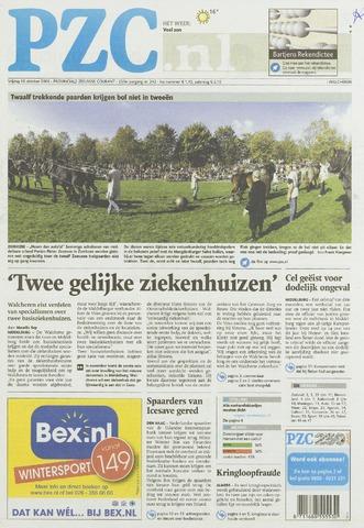 Provinciale Zeeuwse Courant 2008-10-10