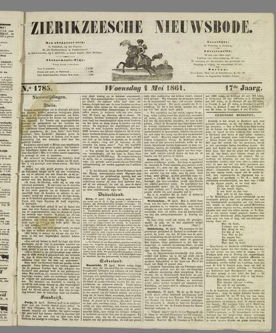Zierikzeesche Nieuwsbode 1861-05-01