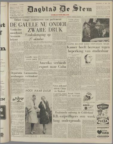 de Stem 1960-10-20