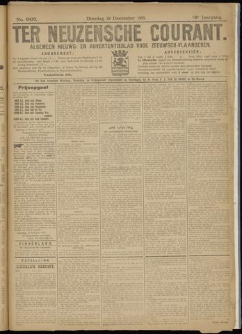 Ter Neuzensche Courant. Algemeen Nieuws- en Advertentieblad voor Zeeuwsch-Vlaanderen / Neuzensche Courant ... (idem) / (Algemeen) nieuws en advertentieblad voor Zeeuwsch-Vlaanderen 1916-12-19