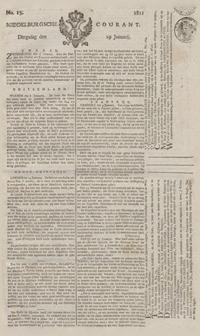 Middelburgsche Courant 1811-01-29