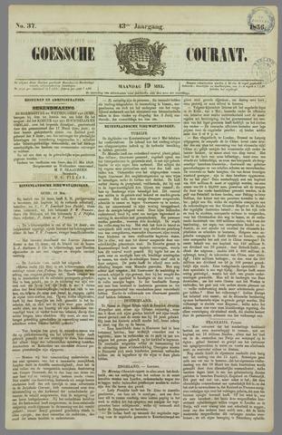 Goessche Courant 1856-05-19