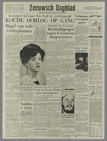 Zeeuwsch Dagblad 1960-08-02