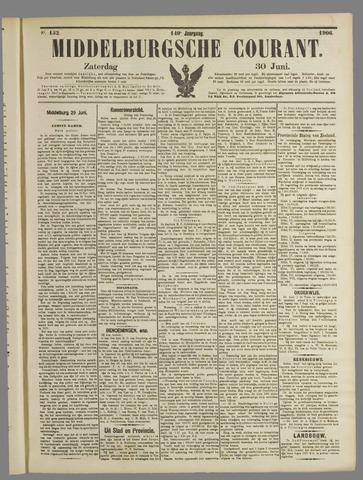 Middelburgsche Courant 1906-06-30