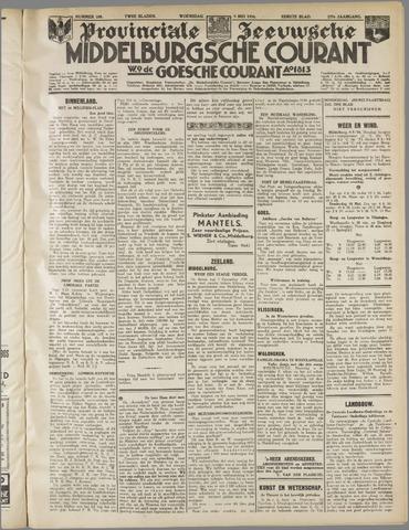 Middelburgsche Courant 1934-05-09