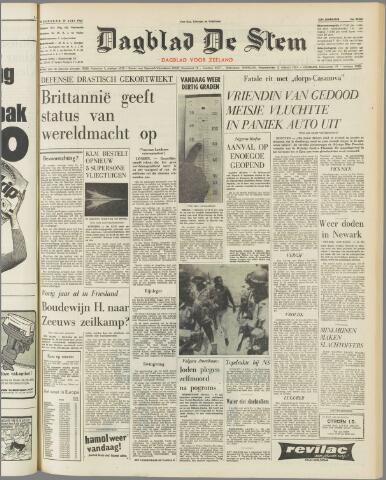 de Stem 1967-07-19