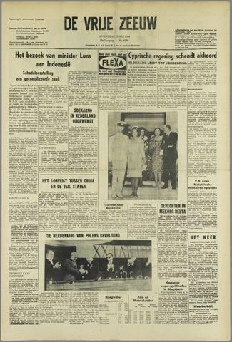 de Vrije Zeeuw 1964-07-23