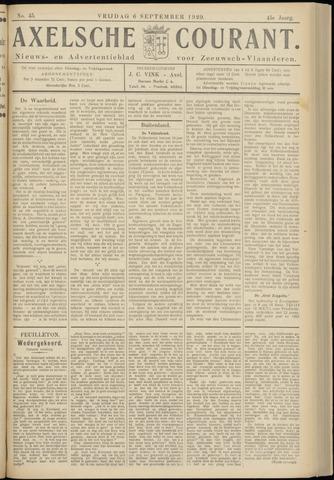 Axelsche Courant 1929-09-06