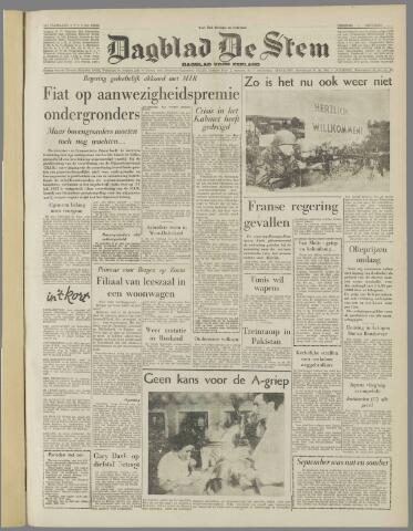 de Stem 1957-10-01