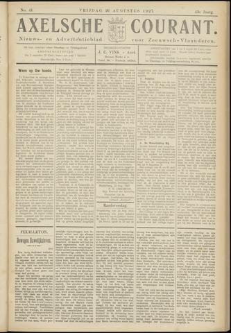 Axelsche Courant 1927-08-26