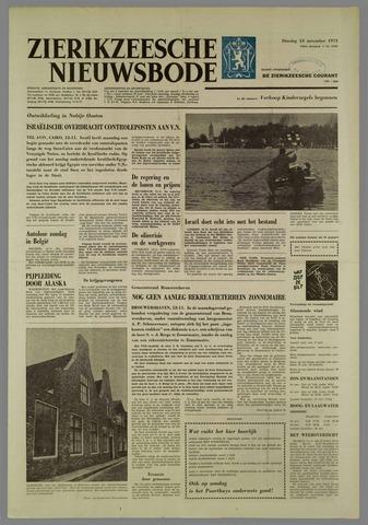 Zierikzeesche Nieuwsbode 1973-11-13