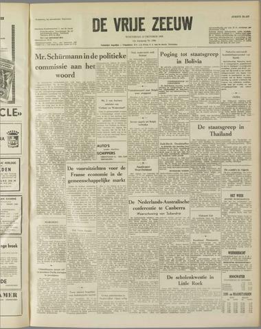 de Vrije Zeeuw 1958-10-22