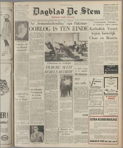de Stem 1965-09-23