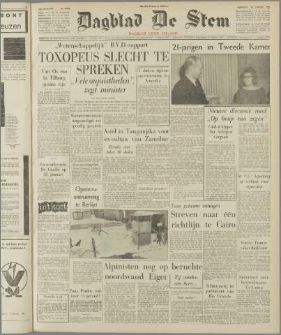 de Stem 1964-01-15