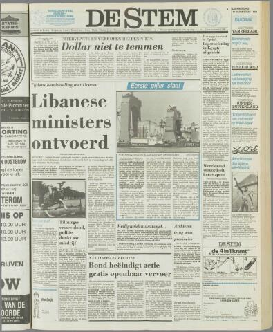 de Stem 1983-08-11