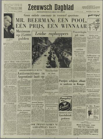Zeeuwsch Dagblad 1960-06-16