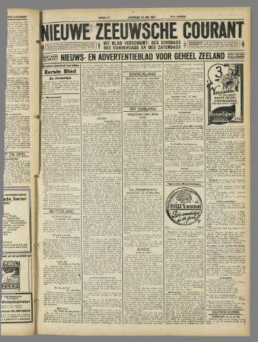 Nieuwe Zeeuwsche Courant 1927-05-14