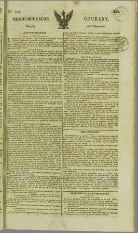 Middelburgsche Courant 1825-09-06