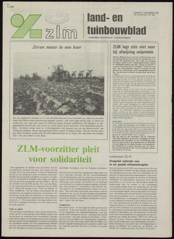 Zeeuwsch landbouwblad ... ZLM land- en tuinbouwblad 1990-11-02