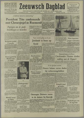 Zeeuwsch Dagblad 1957-08-05