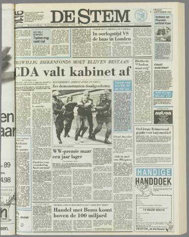 de Stem 1985-09-06