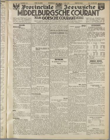 Middelburgsche Courant 1937-07-07
