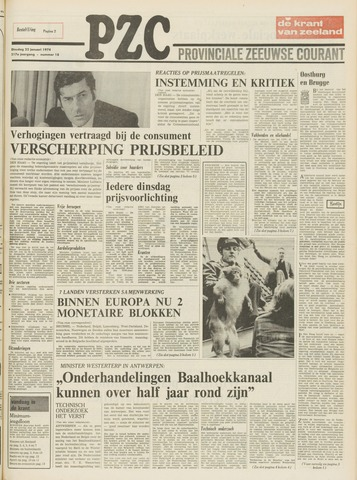 Provinciale Zeeuwse Courant 1974-01-22